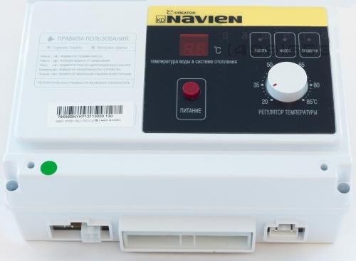 Блок управления Navien GA (17-35) плата 30000161В