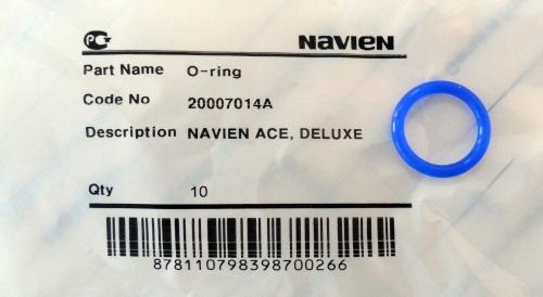 20007014A кольцо уплотнительное Navien