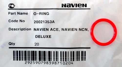 20021353A кольцо уплотнительное Navien