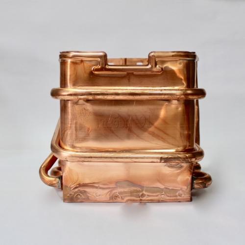 Теплообменник НЕВА 4510М (4710-37.000) со штуцером