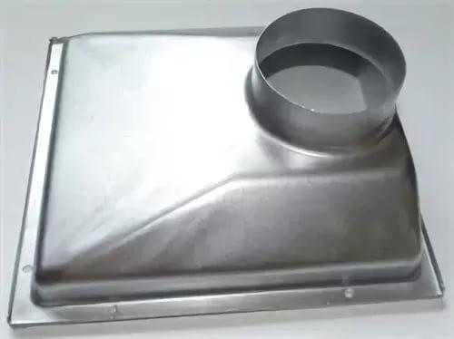 Коллектор дымовых газов Navien 30003863А